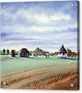 Royal Saint George's Golf Course Acrylic Print
