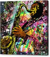 Royal Sonesta Jazz Playhouse Acrylic Print