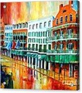 Royal Sonesta New Orleans Acrylic Print