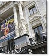 Royal Theatre Carre Amsterdam Acrylic Print