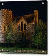 Roycroft Chapel Acrylic Print