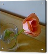 Rozi Acrylic Print
