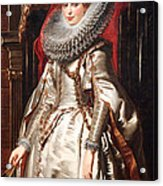 Rubens' Marchesa Brigida Spinola Doria Acrylic Print