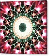 Rubies Acrylic Print