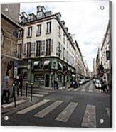 Rue Jacob Paris Acrylic Print