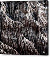Rugged Shoreline Acrylic Print