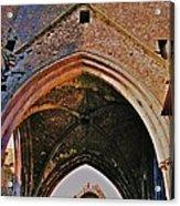 Ruined Church Ireland Acrylic Print