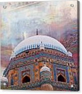 Rukh E Alam Acrylic Print by Catf