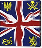 Rule Britannia Acrylic Print
