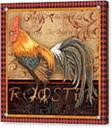 Ruler Of The Roost-4 Acrylic Print