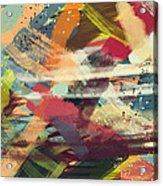 Rumble Acrylic Print