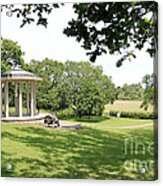 Runnymede Surrey Uk Acrylic Print