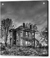 Rural Farmhouse Acrylic Print