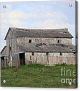 Rural Moravia Acrylic Print by Anthony Cornett