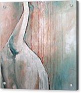 Russian Crane Acrylic Print