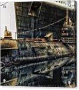 Russian Submarine Extreme Acrylic Print