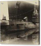 Russian Submarine Heirloom 01 Acrylic Print