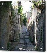 Rustic Alley  -  Provence Acrylic Print
