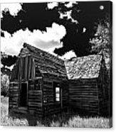 Rustic Barn Acrylic Print