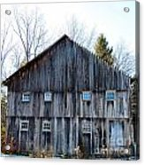 Rustic Places Acrylic Print