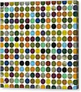 Rustic Rounds 225 Acrylic Print