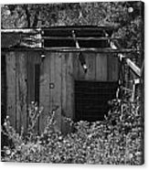 Rustic Shed 2 Acrylic Print