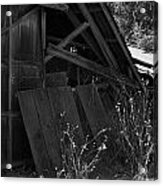Rustic Shed 4 Acrylic Print