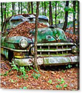Rusty Caddy 4 Acrylic Print