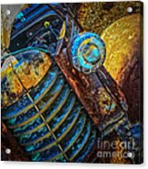 Rusty Old Thing Acrylic Print