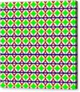 Rygb Squarecirclearcfilled Acrylic Print