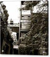 Sa River Walk 007-13 Acrylic Print