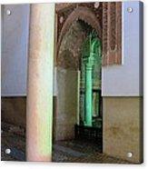 Saadian Tomb 3 Acrylic Print