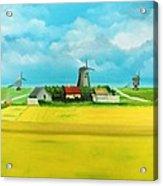 Saaremaa Island Estonia Acrylic Print