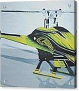 Sab Goblin Acrylic Print by Bav Patel