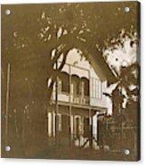 Sabang Sabang Office Acrylic Print