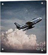 Sabre Speed  Acrylic Print