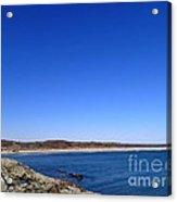 Sachusett Beach 4 Acrylic Print