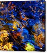 Sacred Art Of Water 4 Acrylic Print