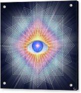 Sacred Geometry 101 Acrylic Print