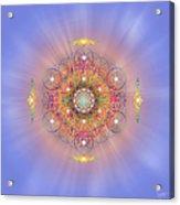 Sacred Geometry 156 Acrylic Print