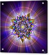 Sacred Geometry 386 Acrylic Print