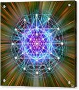 Sacred Geometry 72 Acrylic Print