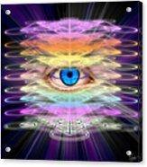 Sacred Geometry 98 Acrylic Print