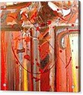 Sacrifice  Acrylic Print by Tyler Schmeling