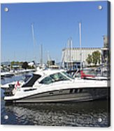 Safe Harbor Series 02 Acrylic Print