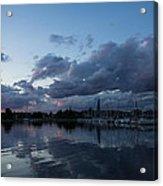 Safe Harbor After The Storm Acrylic Print by Georgia Mizuleva