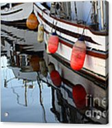 Safe Harbour Acrylic Print