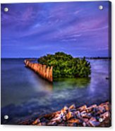 Safe Haven Acrylic Print by Marvin Spates
