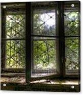 Safe Window Acrylic Print