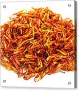 Saffron Acrylic Print